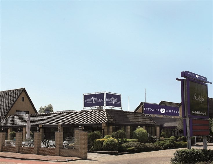 Fletcher Hotel | Bron: toptrouwlocaties.nl